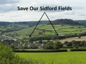 Save our Sidford Fields